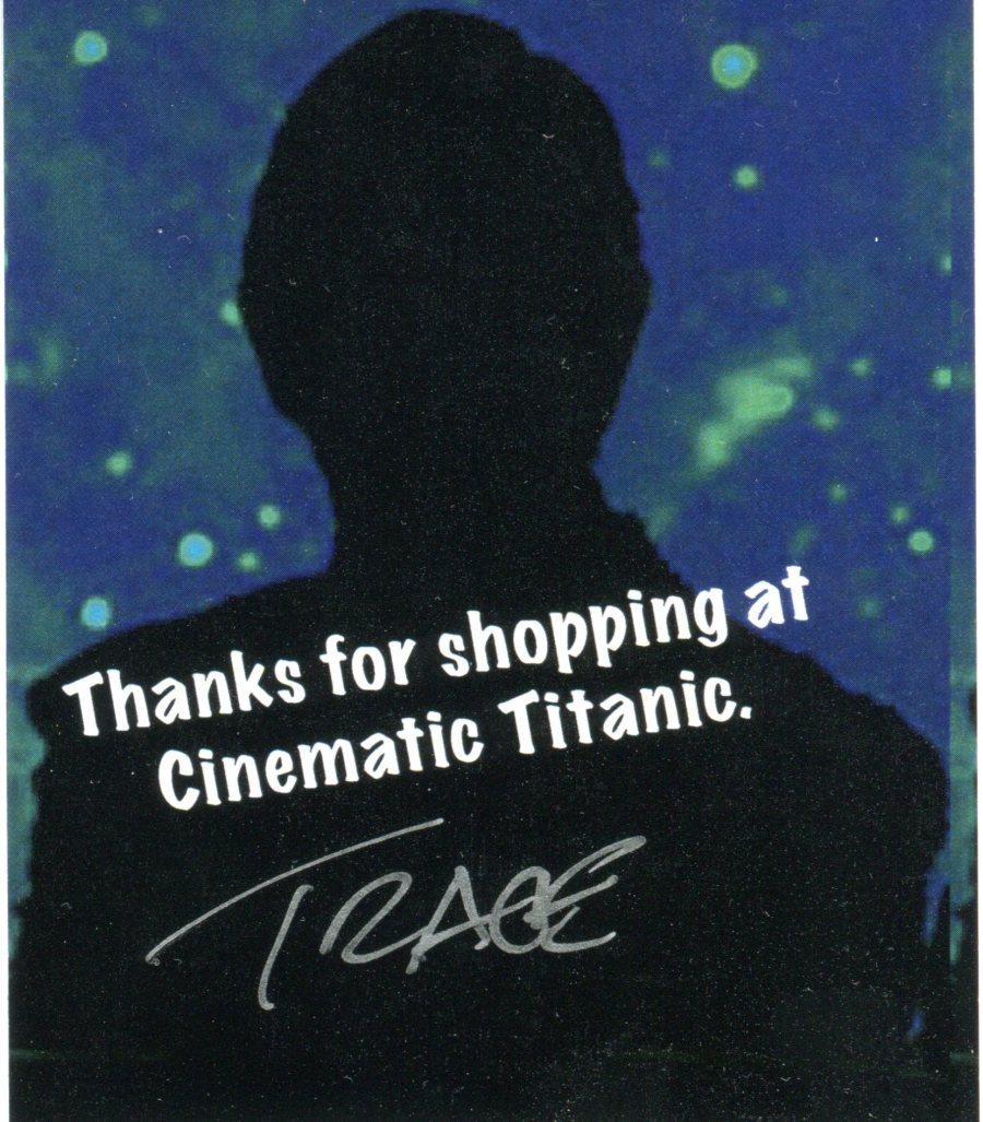 Trace CT Autograph