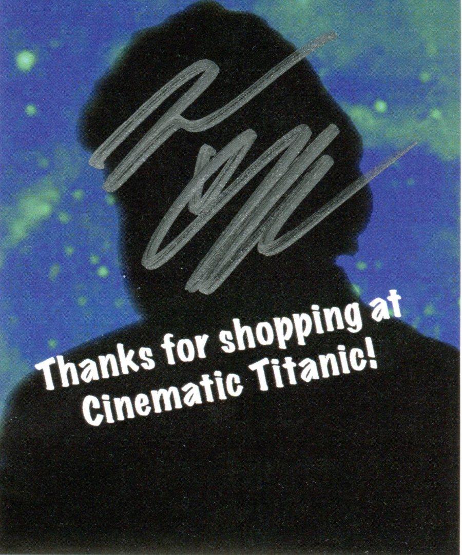 Frank CT Autograph